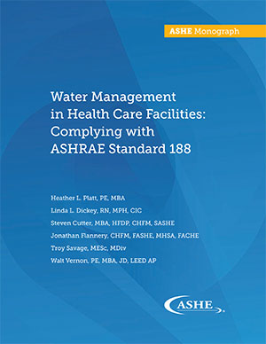 ASHE water management monograph cover