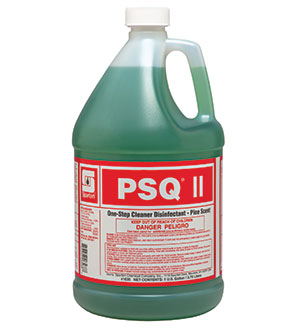 PSQ II one-step cleaner'