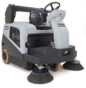 Advance SW5500 Rider Sweeper