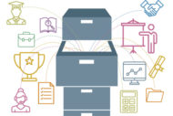 file cabinet illustration