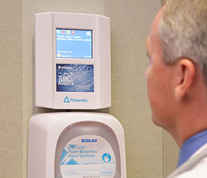 Hand Hygiene Systems Provide Compliance Help 2017 12 06
