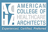 american college of healthcare architects logo