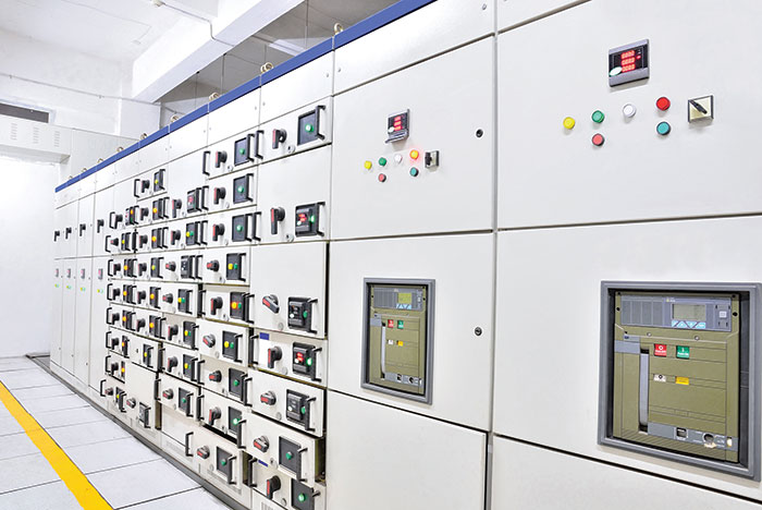 electric switchpanel
