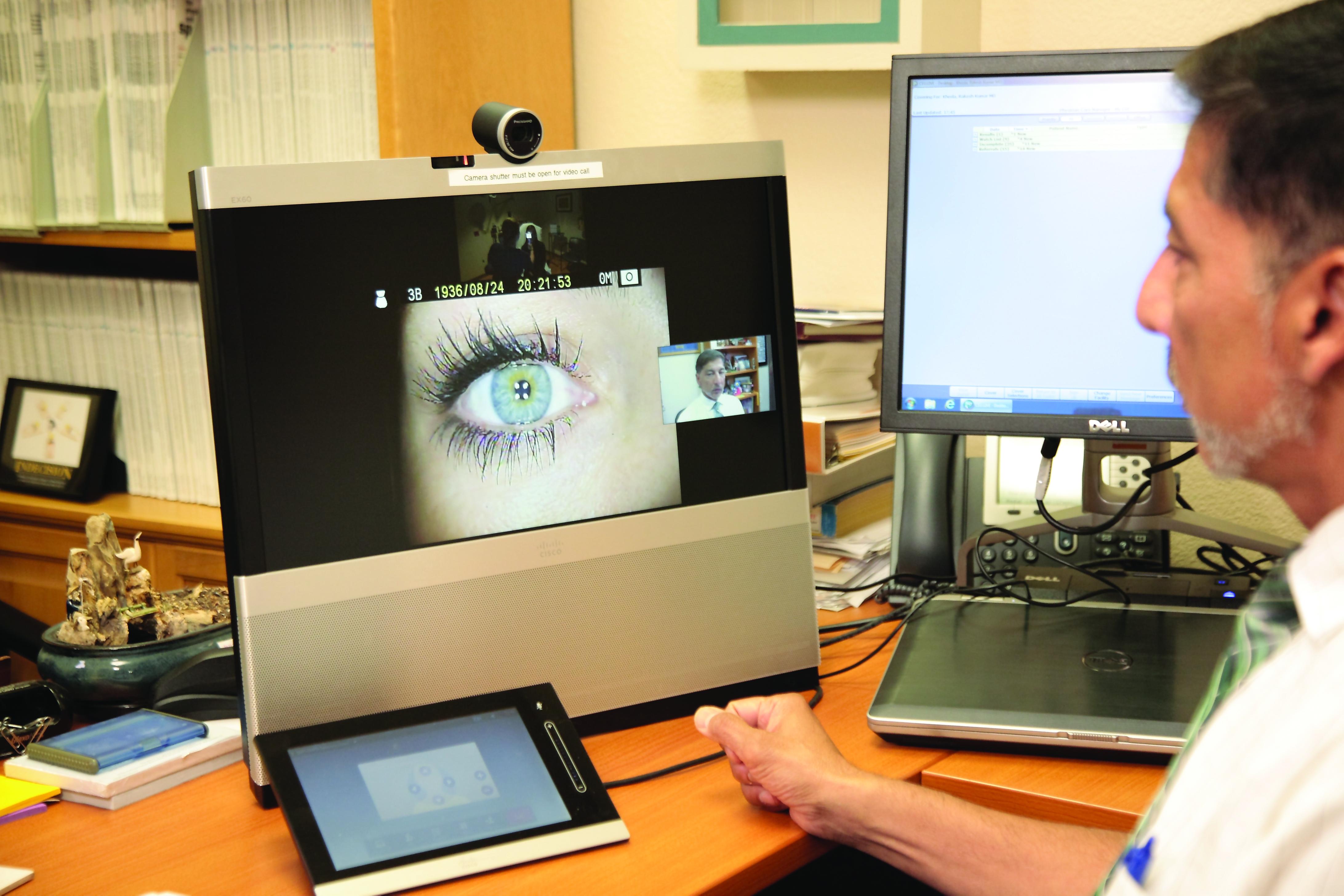 centura telehealth screen