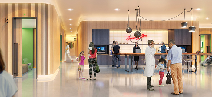 HKS childrens health clinic of the future
