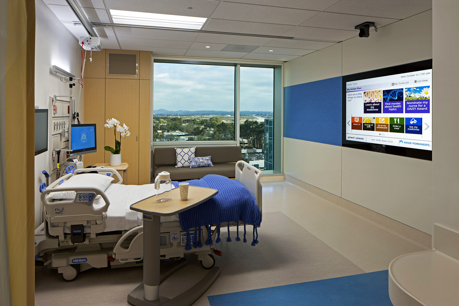 Kaiser's San Diego Medical Center takes cues from design