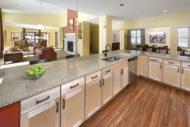 Marian House kitchen