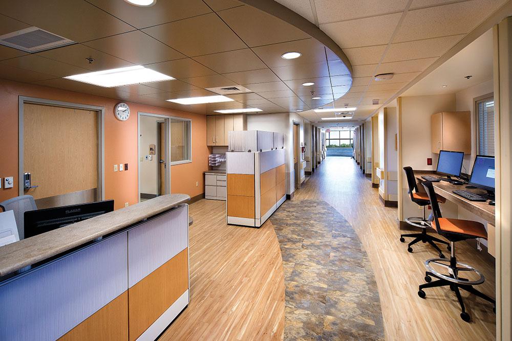 Hospital Facade Renovation