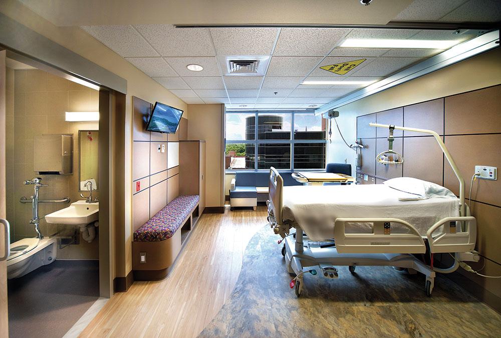 Tampa General Hospital Number Of Beds