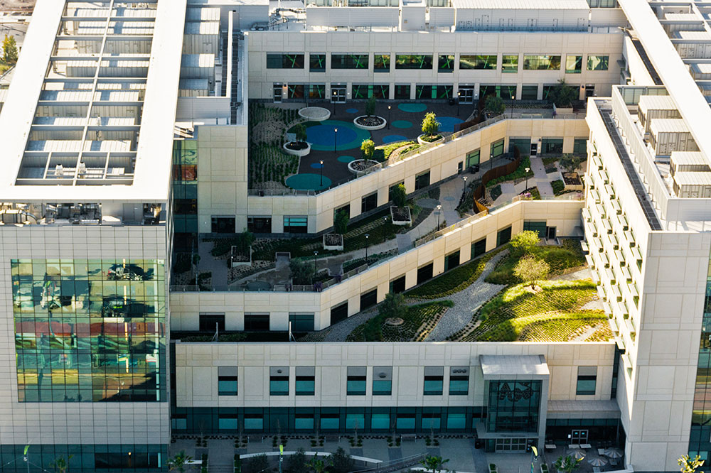 UCSF Medical Center at Mission Bay | Health Facilities Management