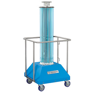 The Pathogen UV disinfection system