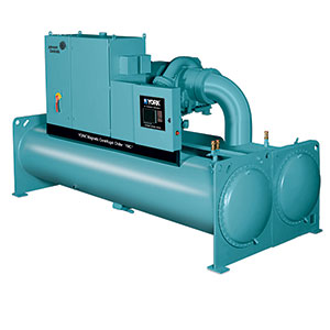 The York YMC² centrifugal, magnetic-drive chiller