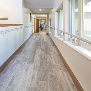 Aspecta Five flooring