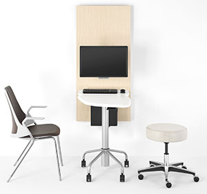 Herman Miller Intent furniture system