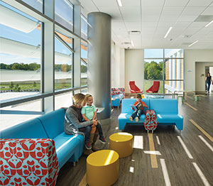 Nemours Children's Health System furniture