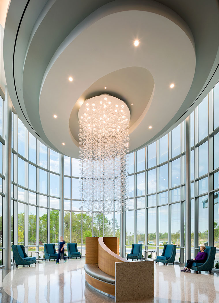 Replacement hospital will reflect dedication to patient care with ...