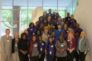 Mercy Medical Center mWorks program participants