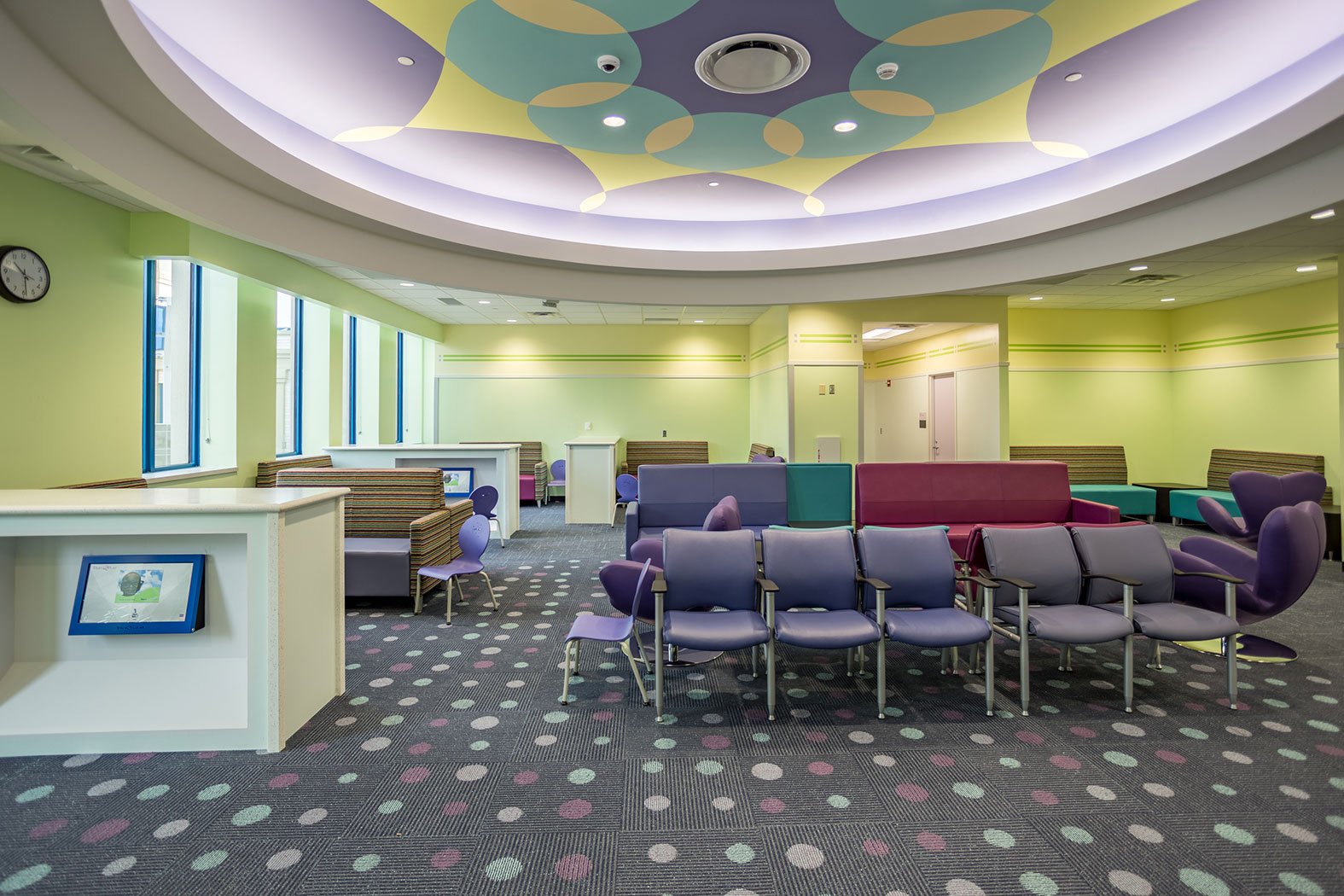 Children\'s hospital opens new patient tower   Health Facilities ...