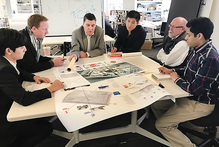 Developing The Next Generation Of Health Care Architects