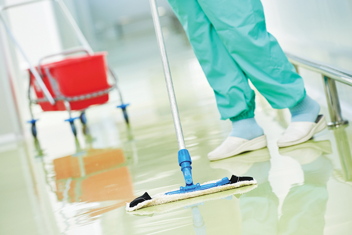 Operating Room Cleaning Procedures Health Facilities