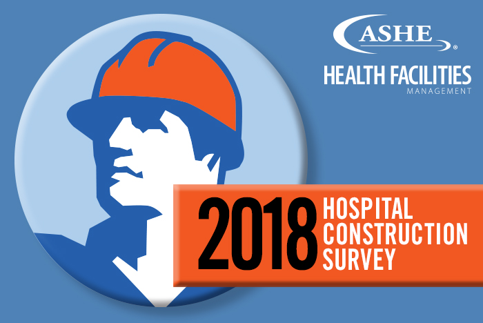 2018 Hospital Construction Survey logo