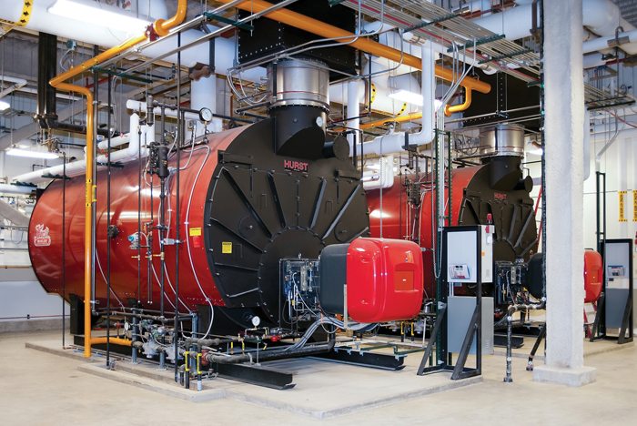 New Boiler And Chiller Advances For Hospitals Health