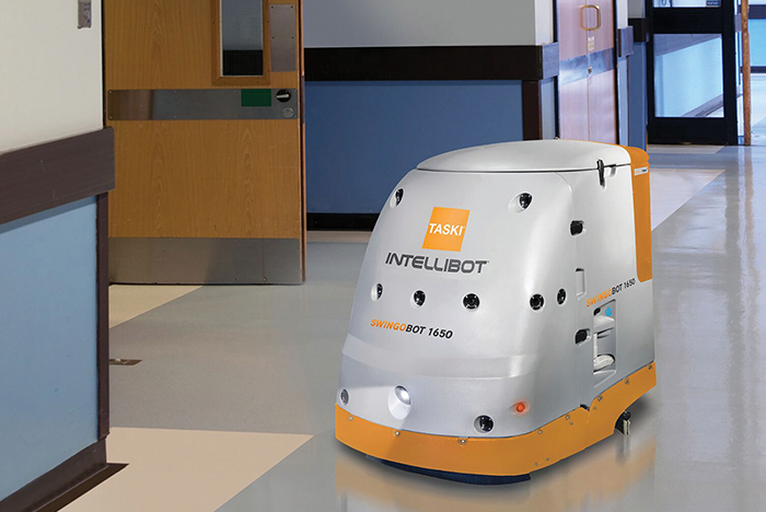 Floor Cleaning Machines Offer Advanced Options 2018 09 09