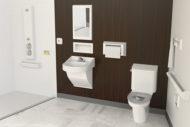 BestCare Ligature-Resistant Restroom