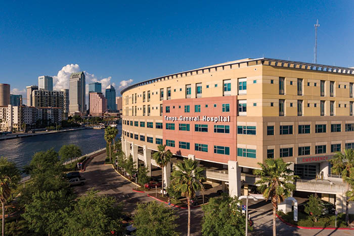 Tampa Area Hospitals Partner Share Data To Combat Covid 19 Health Facilities Management