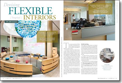 Devising flexible hospital interiors | HFM