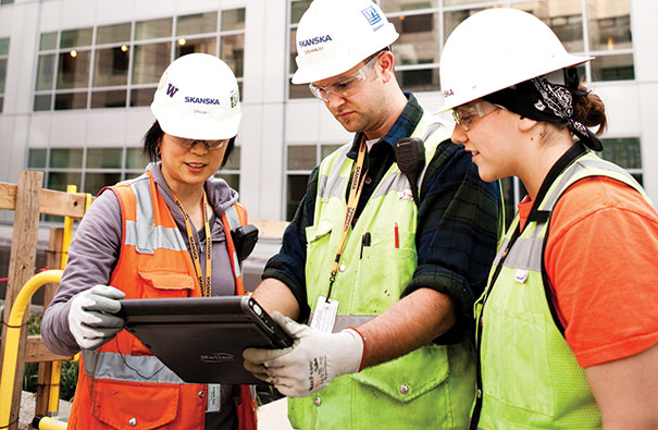 Tablet Cloud Computing Ease Hospital Design And Construction Hfm