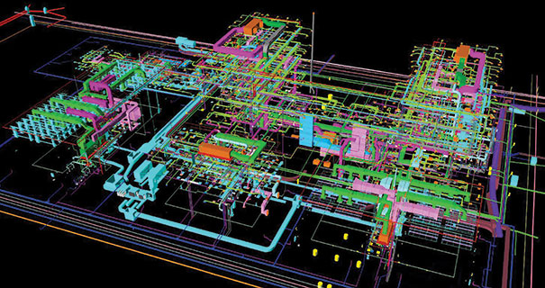 Building Information Modeling Plays Bigger Role In Space