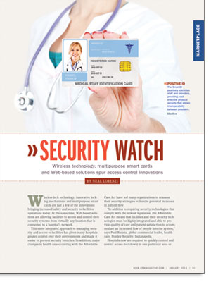 Security watch | HFM