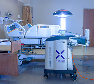 Automated Disinfection Systems Hfm