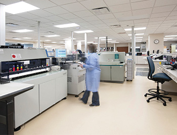 Designing clinical labs HFM