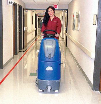 Developing A Hospital Floor Cleaning Program Hfm