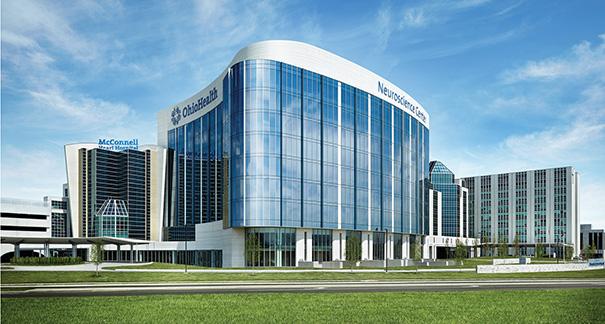Ohiohealth Opens Neuroscience Center At Riverside