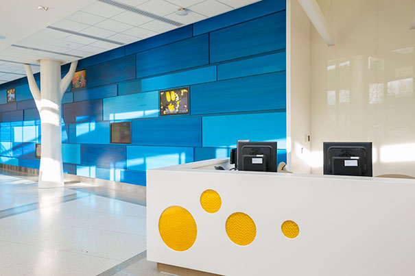 Akron Children S Hospital Finishes Project Early Under